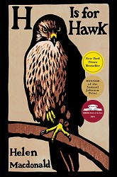 H is For Hawk. - May 2016