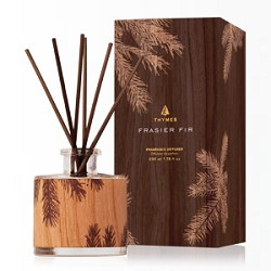Frasier Fir Diffuser Petite Wood Design