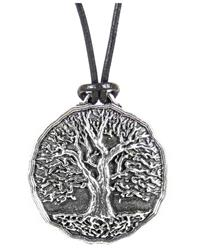 Pendant Tree of Life Pewter Oberon Design