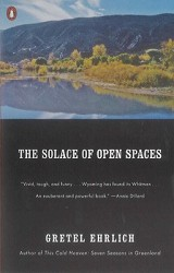 The Solace of Open Spaces - October 2014