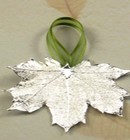 ORN Sugar Maple Leaf, Silver