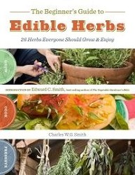 Beginner's Guide to Edible Herbs