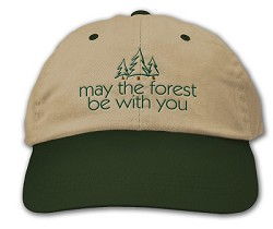 Hat May the Forest Be With You