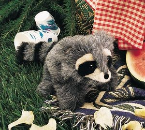 Puppet Raccoon SM,2238-