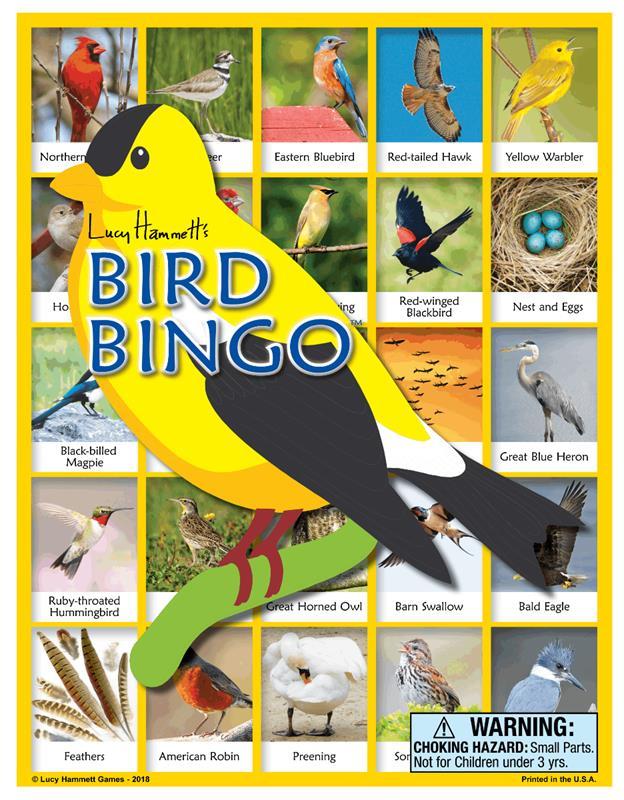 Bird Bingo,2877/