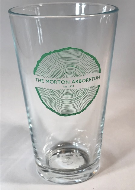 Arboretum Pint Glass,ARB PINT
