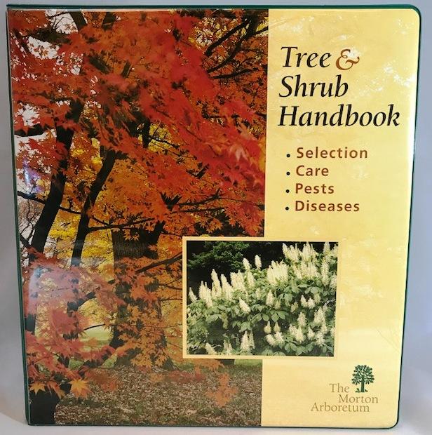 Tree & Shrub Handbook,TREESHRUB