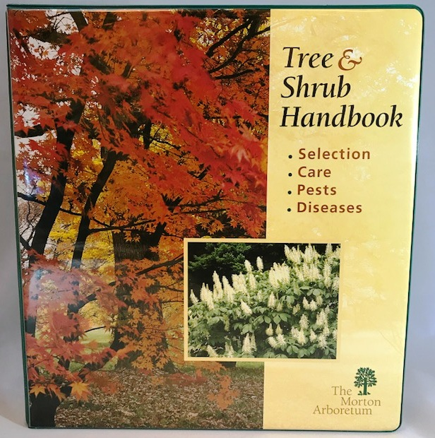 Tree & Shrub Handbook,TREESHRUB