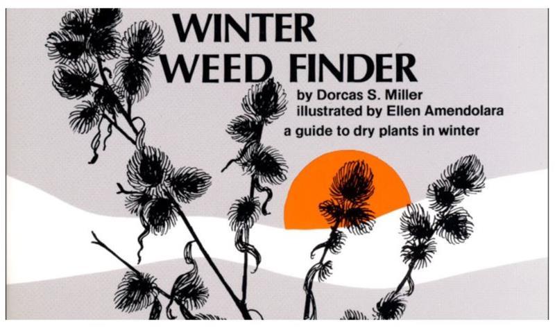Winter Weed Finder,9780912550176