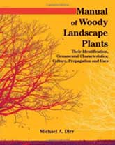 Manual Woody Landscape Plants PB 6th,9781588748683