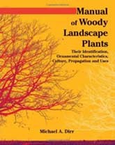 Manual Woody Landscape Plants PB 6th
