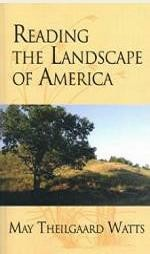 Reading the Landscape of America,0912550236