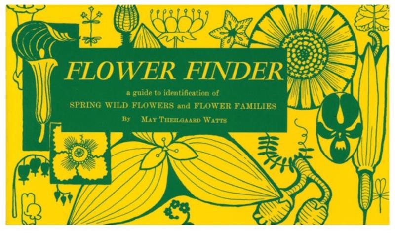 Flower Finder,9780912550008