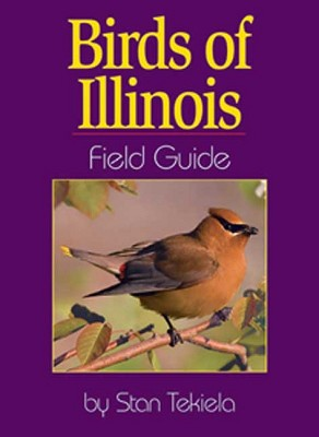 Birds of Illinois,9781885061744