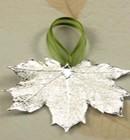 ORN Sugar Maple Leaf, Silver,312 S