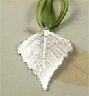 ORN Birch Leaf Silver
