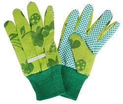 Garden Glove Kids Green
