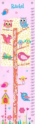 Growth Chart Little Owls