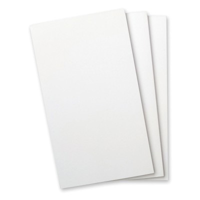 Flip Notes Pad Refill Blank or Lined,2204/2298