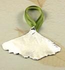 ORN Ginkgo Leaf Silver,306 S