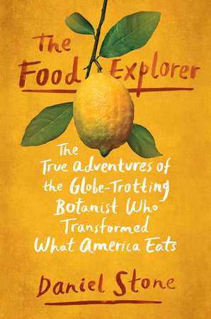 The Food Explorer,PB AVAILABLE