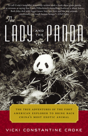 The Lady and the Panda,9780375759703