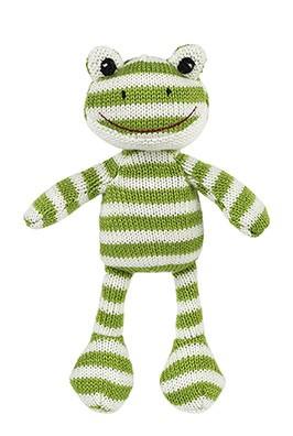 Freckles Frog Rattle,33421