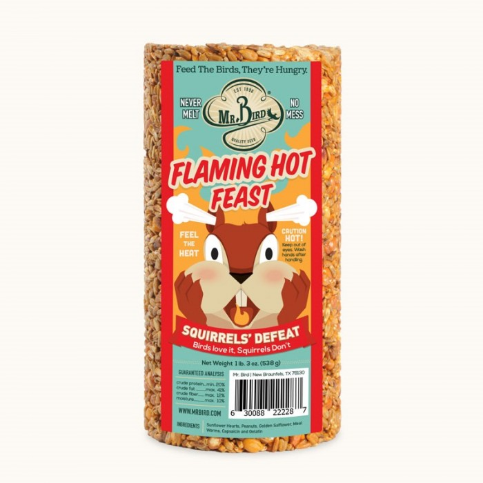 Flaming Hot Feast Cylinder,228