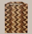 Clipboard 9x13 Checkered,CBRC
