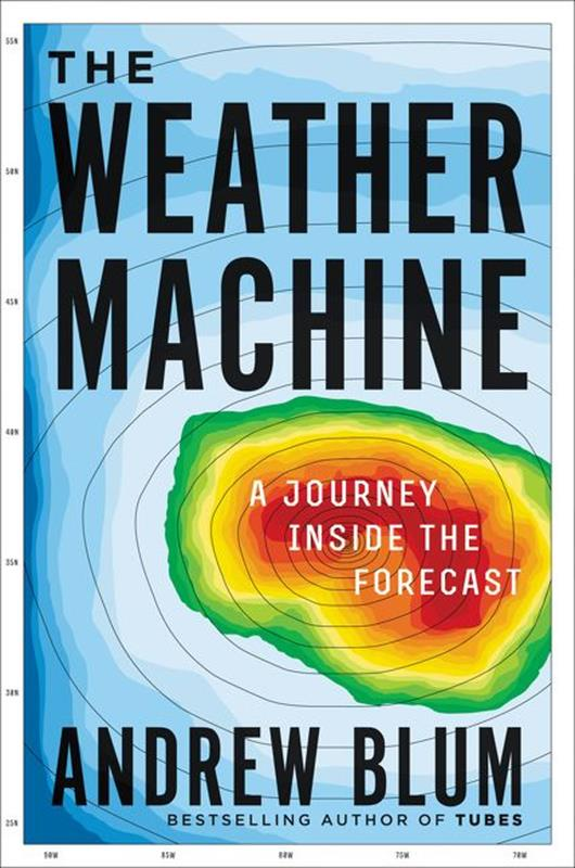 The Weather Machine - April 2020,9780062368614