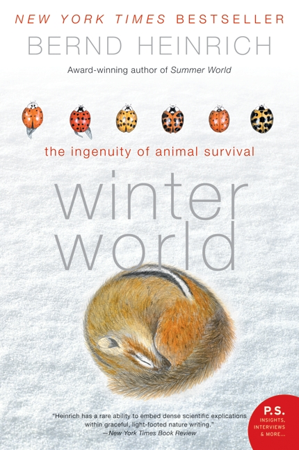 Winter World: Ingenuity of Animal Survival,9780061129070