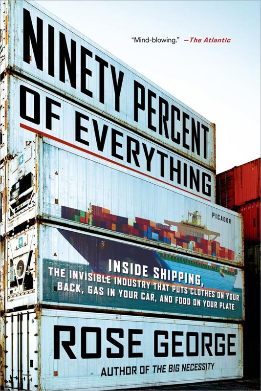 Ninety Percent of Everything - November 2020,9781250058294