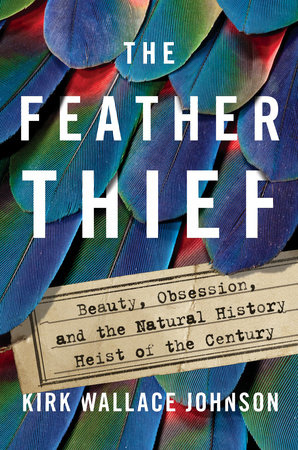 The Feather Thief,9781101981610