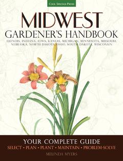 Midwest Gardener's Handbook,9781591865681