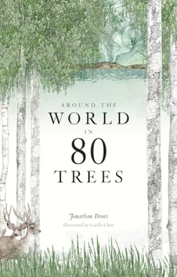 Around the World in 80 Trees,9781786271617