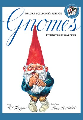 Gnomes Deluxe Collector's Ed,9780810998469