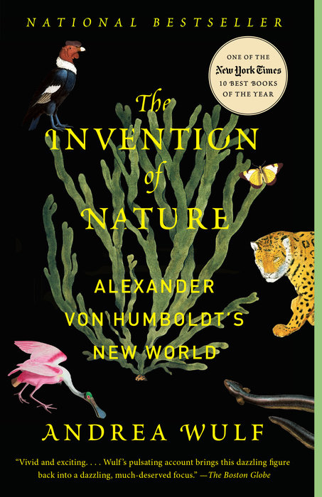 The Invention of Nature,9780345806291