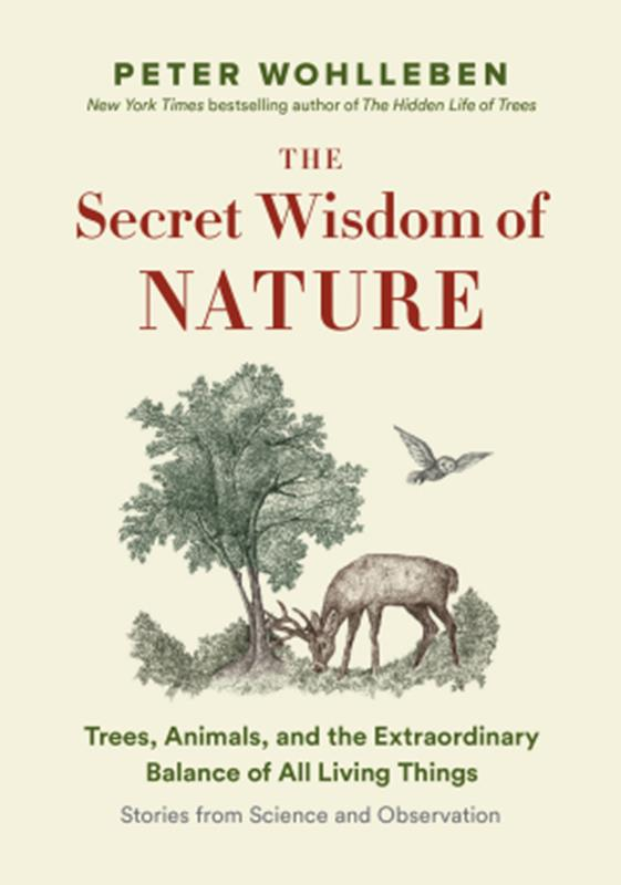 The Secret Wisdom of Nature - October 2020,9781771643887