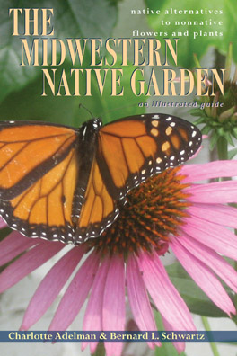 The Midwestern Native Garden,9780821419373