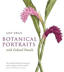Botanical Portraits with Colored Pencils,9780764169748