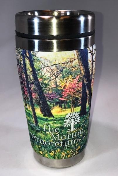 Arboretum Spring Travel Mug