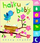 Haiku Baby Board Book,9780375843952