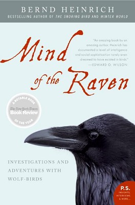 Mind of the Raven,9780061136054