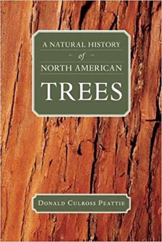 Natural History of North American Trees,9781595341662