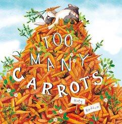 Too Many Carrots,9781623706388
