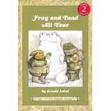 Frog & Toad All Year,9780064440592