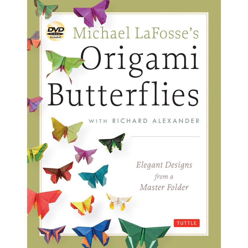 Origami Butterflies LaFosse,9784805312261