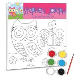 Craft Canvas Owl