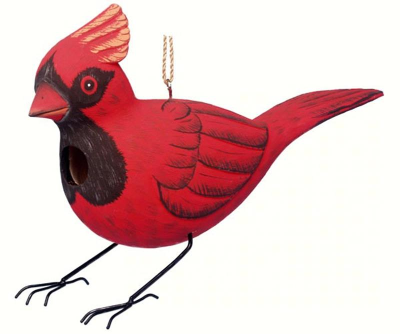 Birdhouse Cardinal,38801-17