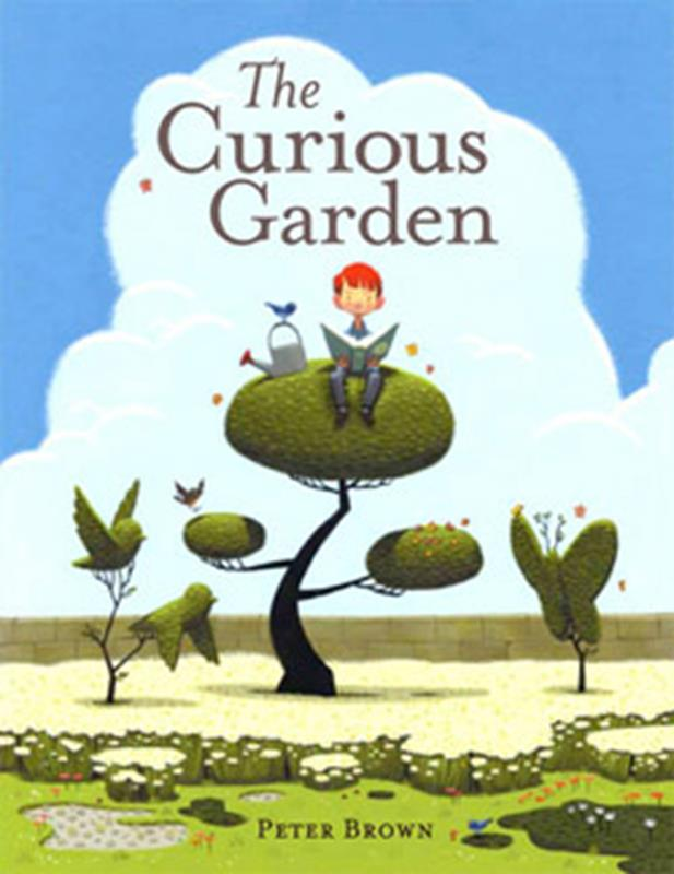 The Curious Garden,9780316015479